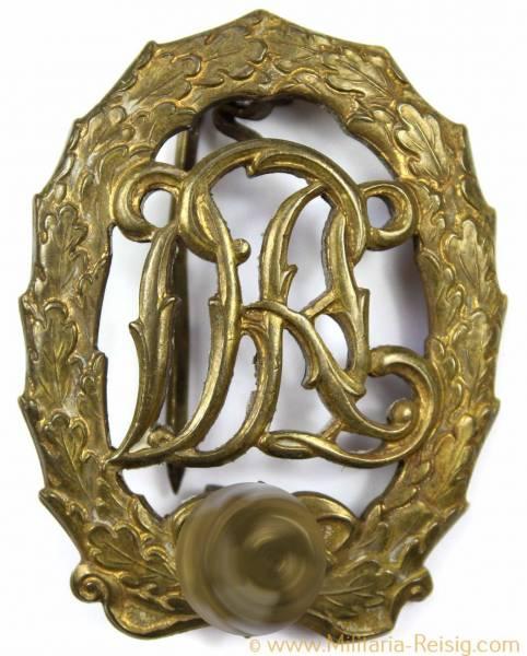 Reichssportabzeichen DRL in Bronze - Herst. Petz & Lorenz Reichenbach