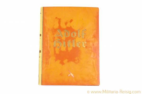"""3. Reich, Zigarettenbilderalbum """"Adolf Hitler"""""""