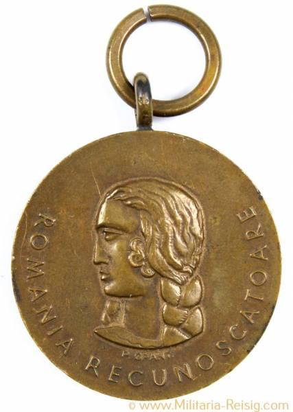 Rumänien, Recunoscatoare Medaille 1941