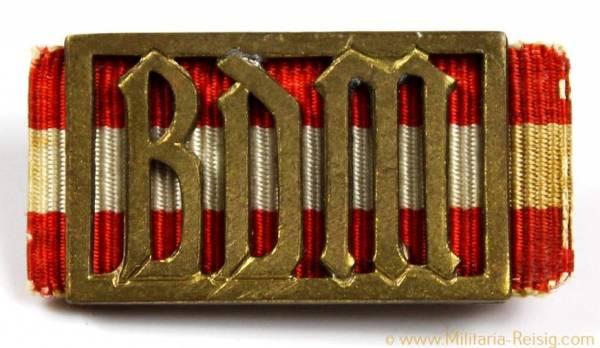 BDM Leistungsabzeichen in Bronze, Herst. RZM M1/15 (F. Hoffstätter, Bonn)