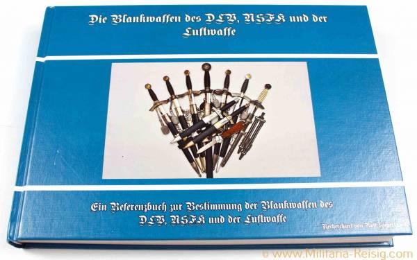 Die Blankwaffen des DLV, NSFK und der Luftwaffe