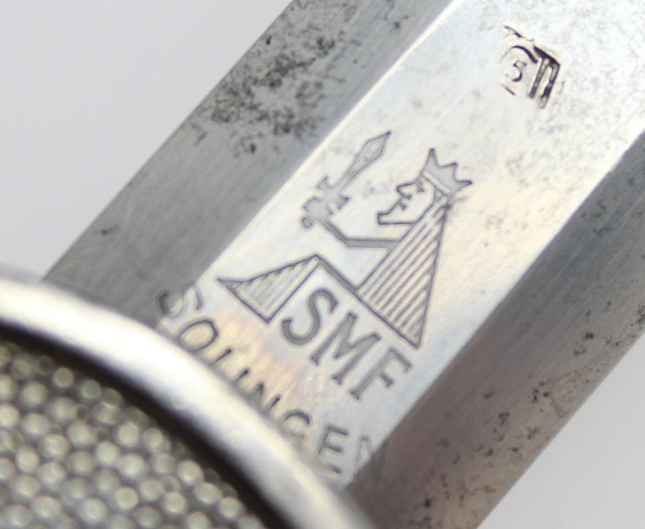 Stöcker & Co. (SMF, Solinger-Metallwaffenfabrik)