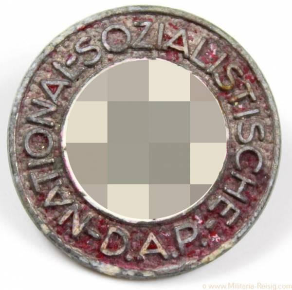 NSDAP Parteiabzeichen, Herst. RZM M1/93 (Gottlieb Friedrich Keck & Sohn, Pforzheim)