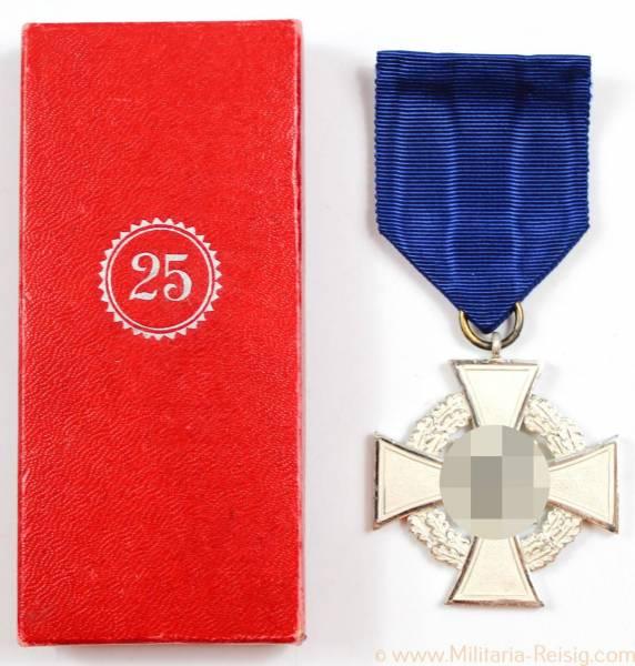 Treuedienst-Ehrenzeichen 2.Stufe für 25 Jahre