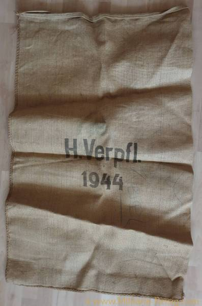 Wehrmacht Heeres Verpflegungssack 1944