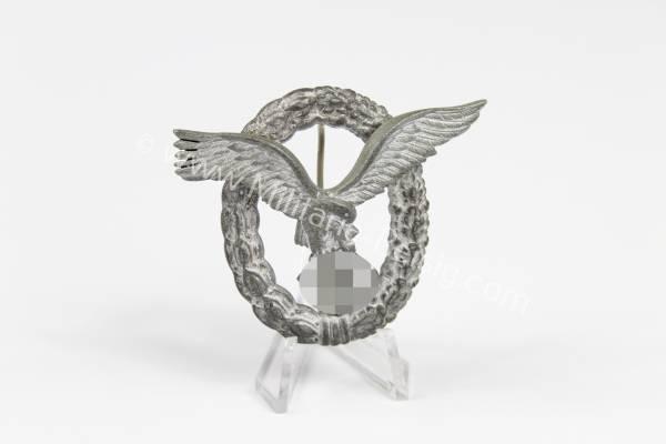Flugzeugführerabzeichen - Herst. FLL