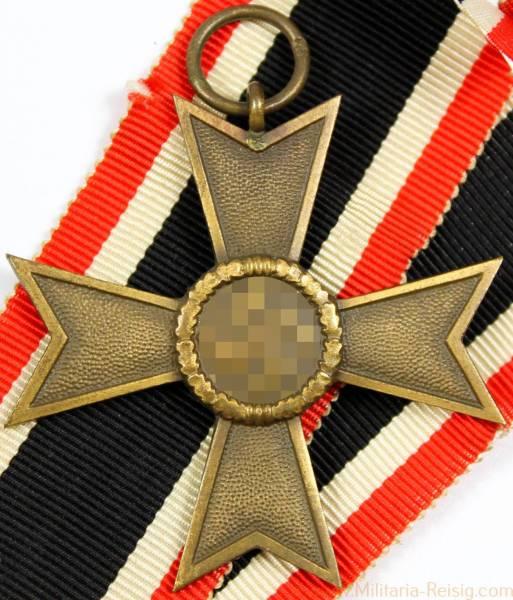 Kriegsverdienstkreuz 2. Klasse ohne Schwerter, Herst. 65 (Klein & Quenzer, Oberstein)