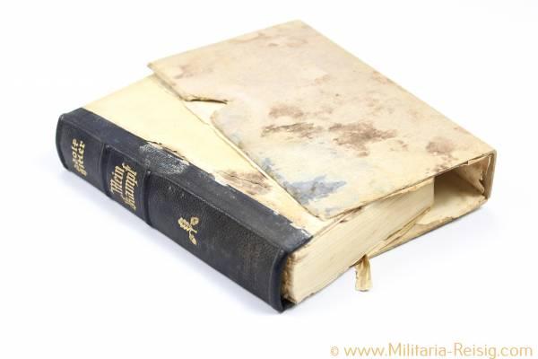Mein Kampf Kriegsausgabe, Auflage 543. - 547. v, 1940