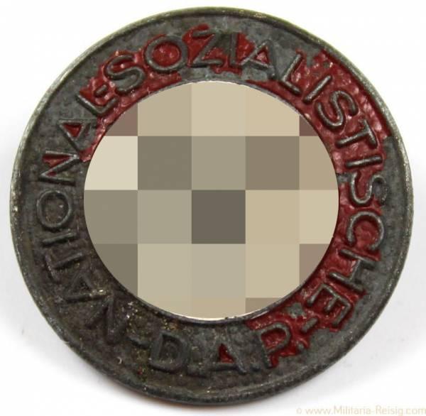 NSDAP Parteiabzeichen, Herst. RZM M1/72 (Fritz Zimmermann Stuttgart)