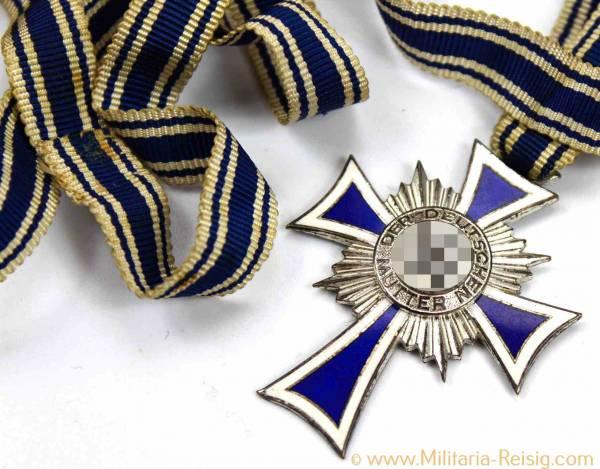 Ehrenkreuz der Deutschen Mutter 2.Stufe in Silber (2.Form)