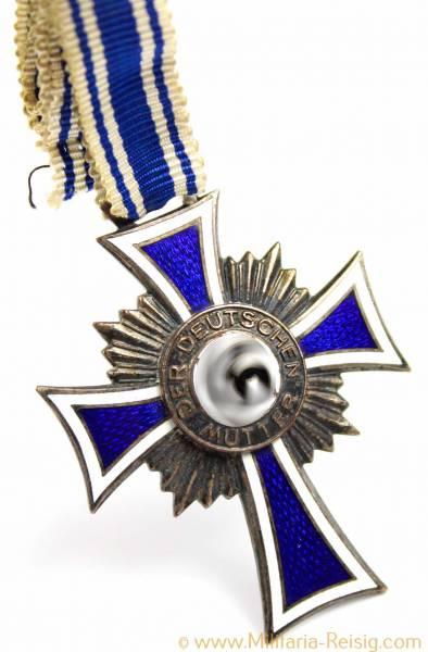 Ehrenkreuz der deutschen Mutter 2.Stufe Silber (2.Form)