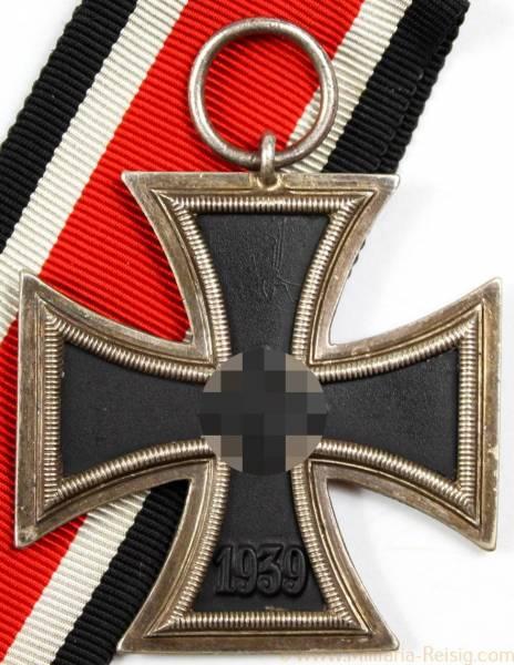 Eisernes Kreuz 2. Klasse 1939, Herst. 137 (J.H. Werner, Berlin)