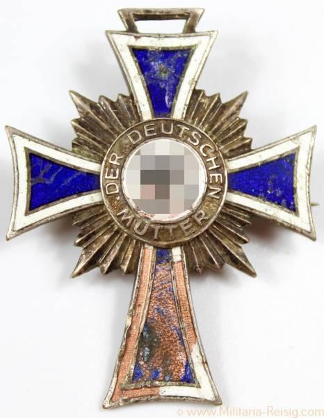 Mutterkreuz / Ehrenkreuz in Silber