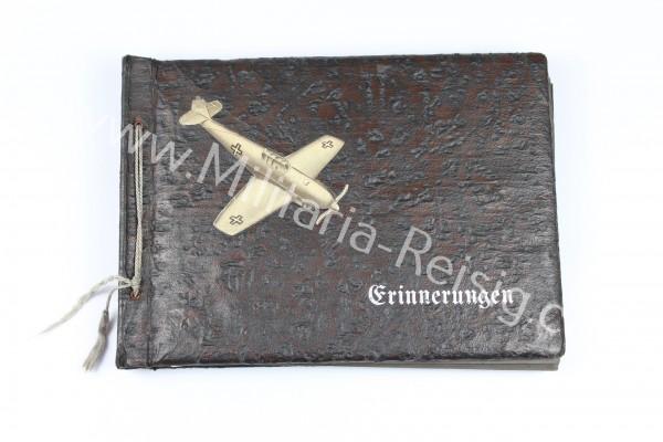 Fotoalbum eines Unteroffiziers der Luftwaffe
