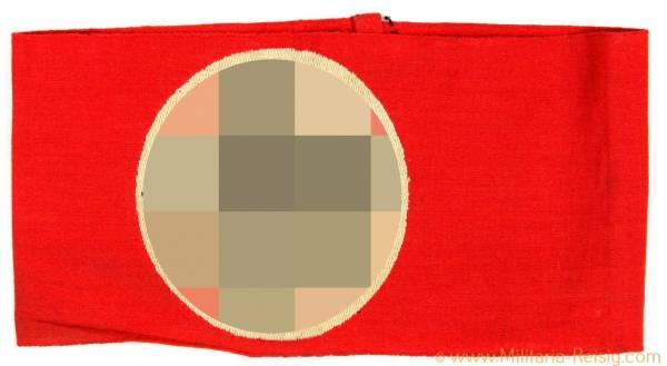 NSDAP Armbinde BEVO 3. Reich