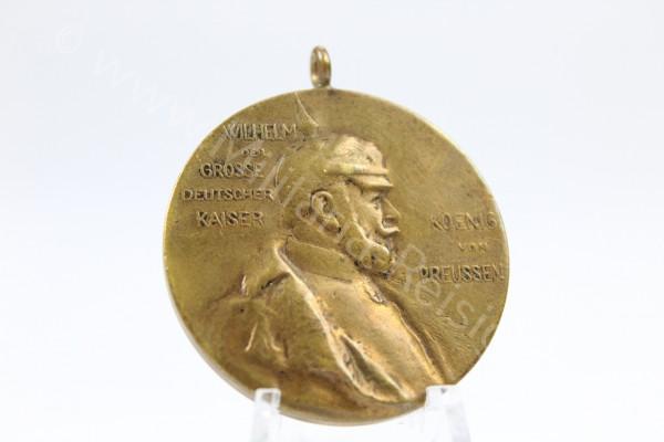 Kaiser Wilhelm Erinnerungsmedaille 1897