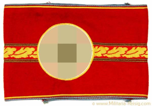NSDAP Armbinde Ortsgruppenleitung