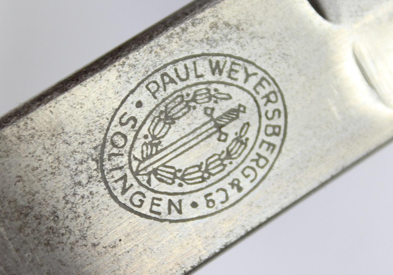 Weyersberg Paul & Co., Solingen