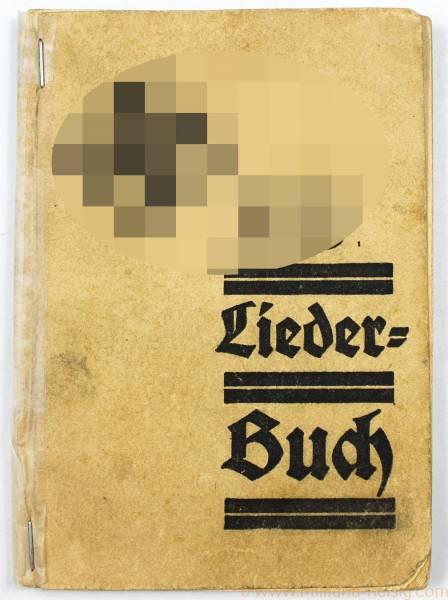 NS Liederbuch 2. Auflage 1934