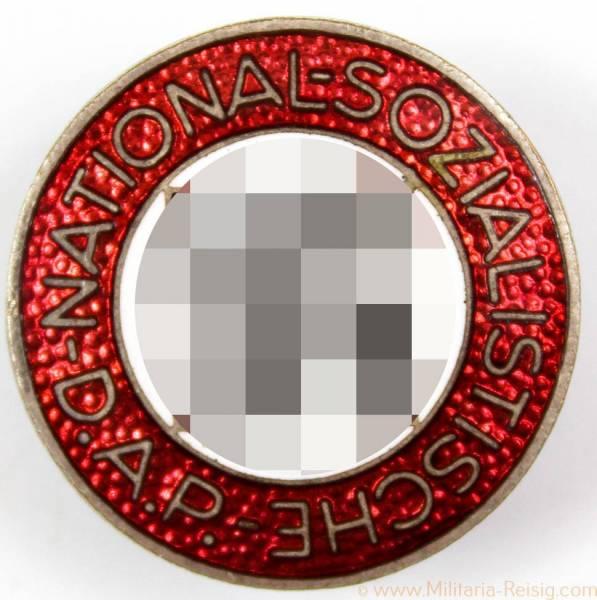 NSDAP Parteiabzeichen, Herst. RZM 1/8 (Ferdinand Wagner Pforzheim)
