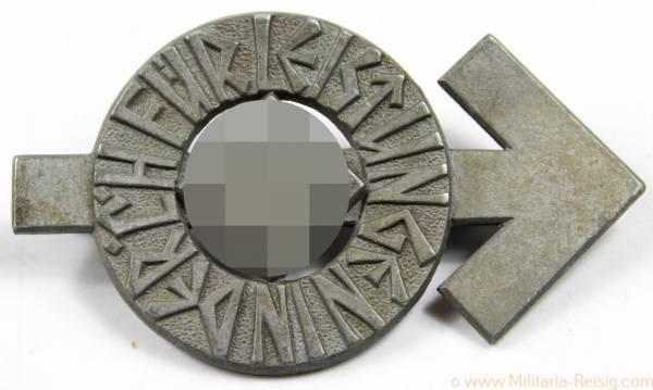 HJ-Leistungsabzeichen in Silber, Herst. RZM M1/72