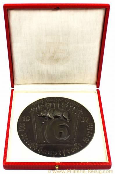 """Medaille - """"Auf die 700 Jahr Feier von Berlin 1937"""", 3. Reich"""