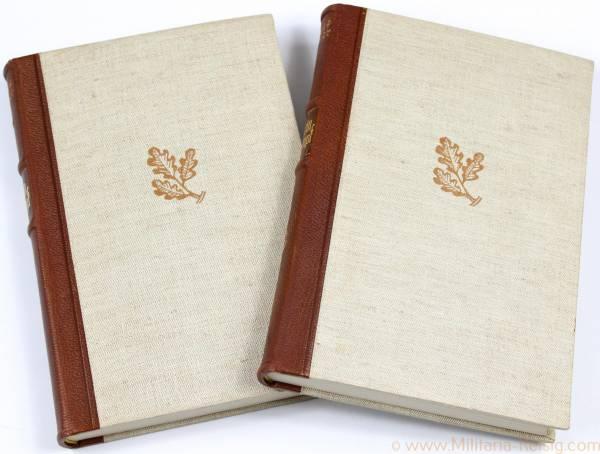 Mein Kampf 2 Bändige Geschenkausgabe 1938