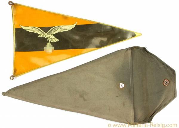 KFZ-Autostander der Luftwaffe, sehr selten!