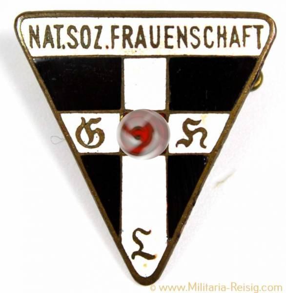 Mitgliedsabzeichen Nationalsozialistische Frauenschaft, Herst. RZM 46 - 23mm