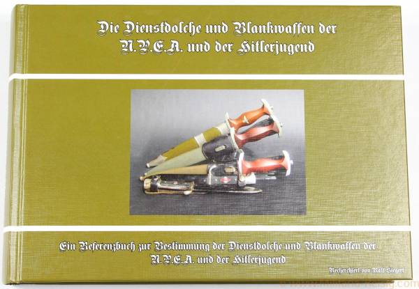 Die Dienstdolche und Blankwaffen der NPEA und der Hitlerjugend