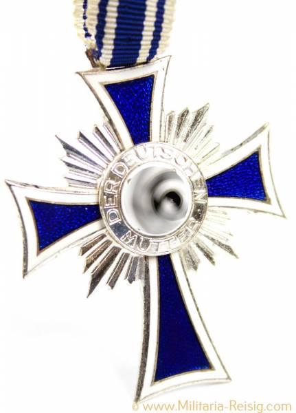 Ehrenkreuz der Deutschen Mutter 2.Stufe in Silber (2.Form), TOP!