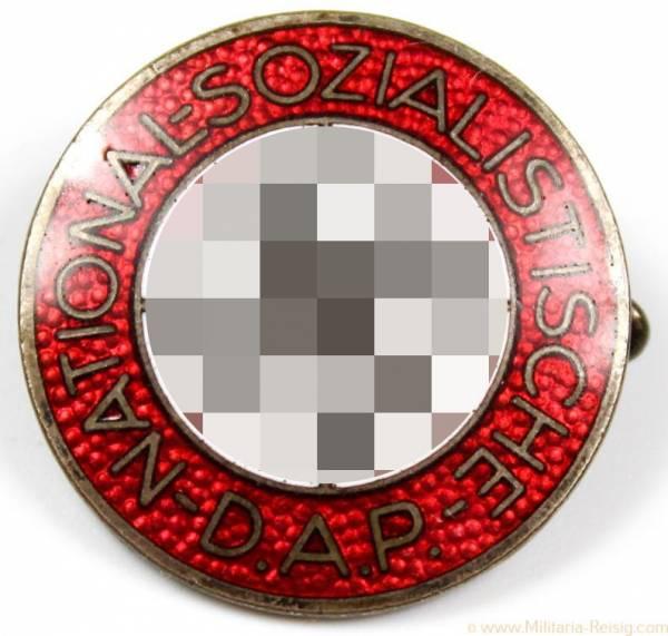 NSDAP Parteiabzeichen, Herst. RZM M1/6 (Karl Hensler, Pforzheim)