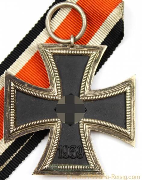 Eisernes Kreuz 2. Klasse 1939, Herst. Otto Schickle, Pforzheim, selten!
