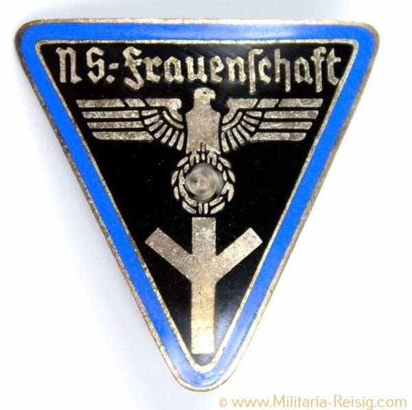 Mitgliedsabzeichen NS-Frauenschaft, Ortsgruppe, Herst. M1/14 Matth. Oescbsler & Sohn, Ansbach