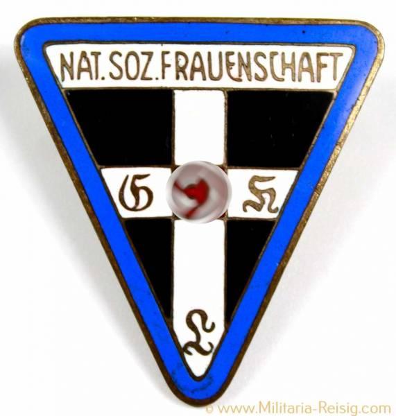 Nat. Soz. Frauenschaft, Ortsgruppe, Herst. RZM M1/92 Karl Wild, Hamburg