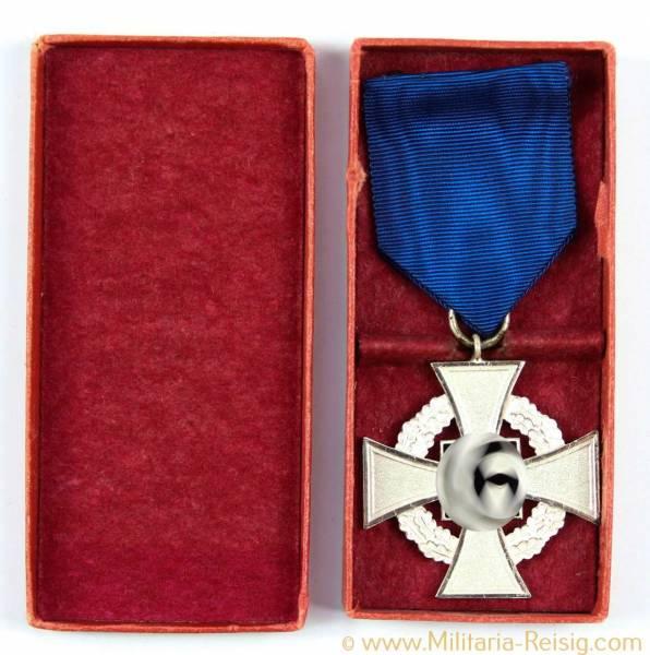 Treuedienst-Ehrenzeichen 2.Stufe für 25 Jahre 1938 im Etui