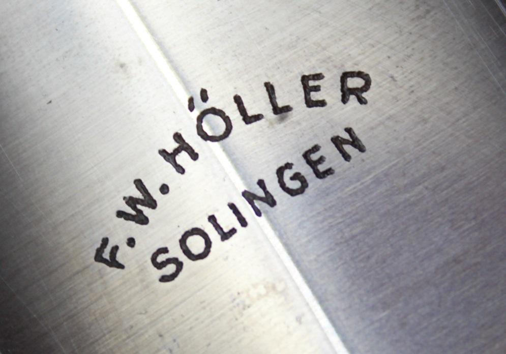 F. W. Höller, Solingen