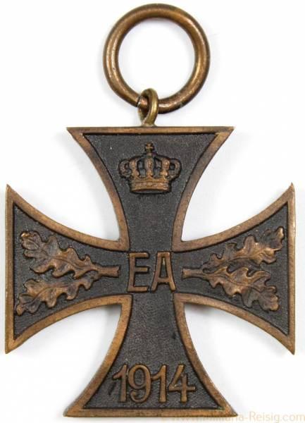Kriegsverdienstkreuz 2.Klasse 1914