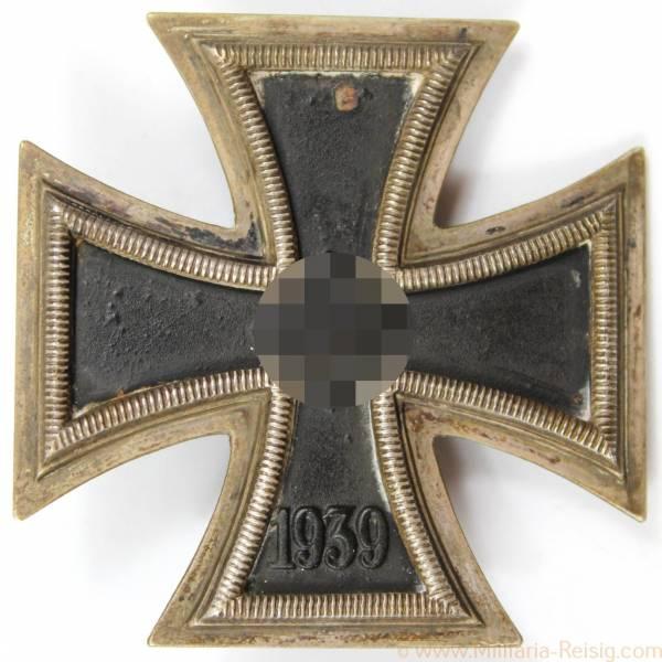 Eisernes Kreuz 1. Klasse 1939, Herst. 1 (Deschler & Sohn München)