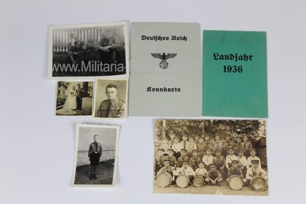 Foto- Dokumentennachlass der HJ