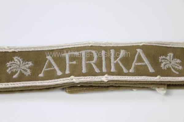 """Ärmelband """"Afrika"""" Kamelhaarausfürhung"""