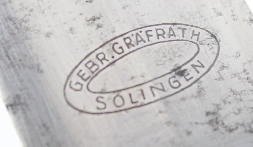 Gräfrath Gebr. GRÄWISO, Solingen