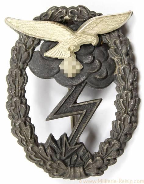Erdkampfabzeichen der Luftwaffe, Herst. Hammer & Söhne, Geringswalde