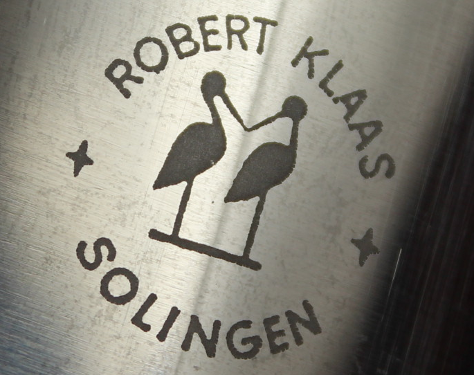 Robert Klaas, Solingen