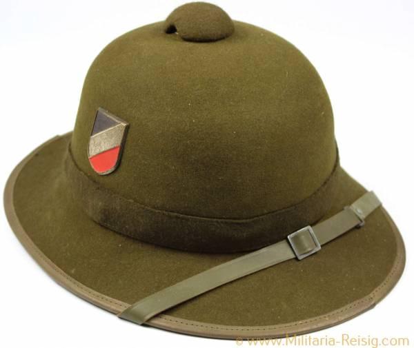 Wehrmacht Afrikakorps Tropenhelm 1942