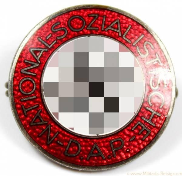 NSDAP Parteiabzeichen, Herst. RZM M1/31 (Karl Pfohl, Pforzheim)