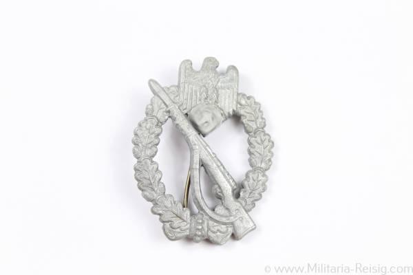 Infanterie Sturmabzeichen (ISA) in Silber, Herst. L/56