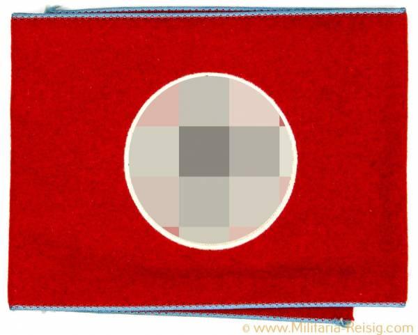 NSDAP Armbinde Anwärter Ortsgruppenleitung