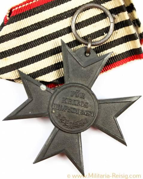 Preußen - Verdienstkreuz 1916-1924, Kriegshilfsdienste 1916-1924