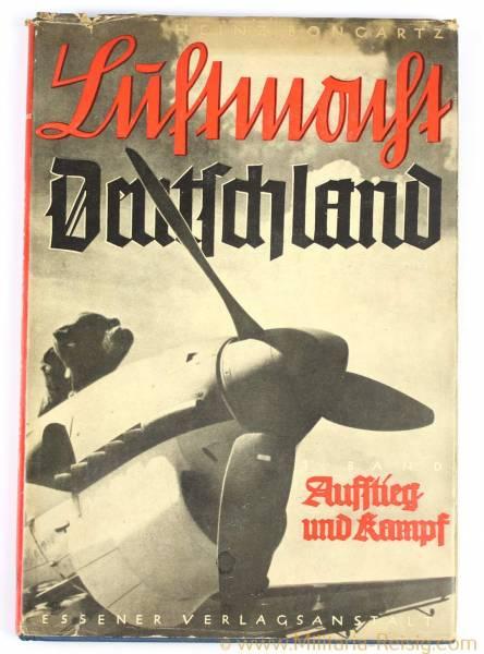 Luftmacht Deutschland, Aufstieg, Kampf und Sieg - 1941, 1. Band